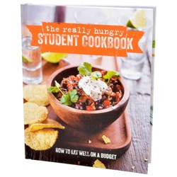 The Really Hungry Student Cookbook - Hardcover