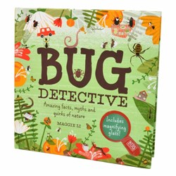 Bug Detective Book by Maggie Li