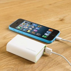 Ultra USB Power Pack for Smartphone & Tablet | Use your own cable to charge!
