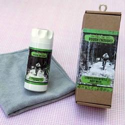 Rough Enough Gift Set | Lemon & Bog Myrtle Body Wash | With Splash cloth