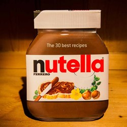 Nutella Recipe Book   Try not to lick your lips!