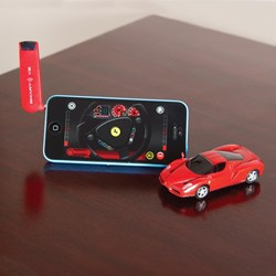 Smartphone Controlled Ferrari Enzo