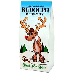 Milk Chocolate Rudolph Whoopsies | Chocolate Droppings
