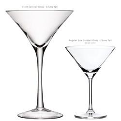 Giant Cocktail Glass | | LSA Handmade Cocktail Glass