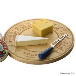 BIA Camembert Cheeseboard   BIA Rubberwood Cheeseboard