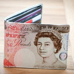£50 Note Wallet