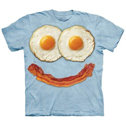 Egg & Bacon Adult T-Shirt