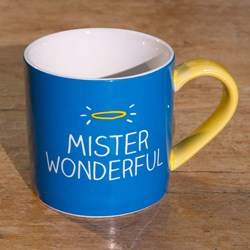Mister Wonderful Mug | Wild & Wolf