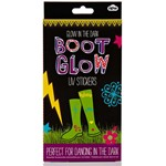 Boot Glow - Glow In The Dark Welly Boot Stickers