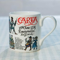 Magna Carta Mug