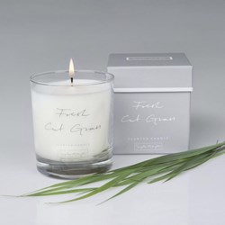 Fresh Cut Grass Scented Candle