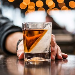 The Whisky Wedge   Goodbye watered down whisky