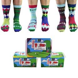 Golf Inspired Odd Socks | Fore!