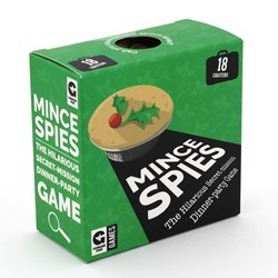 Mince Spies Dinner Party Game