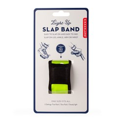 Light Up Slap Band | for Wrist and Ankle