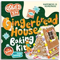 Gingerbread House Bake Kit