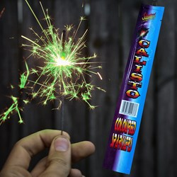 Coloured Sparklers Pack of 5