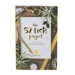52 Lists Projects Book