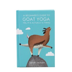 Beginners Guide to Goat Yoga Book