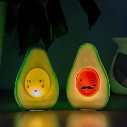 Avocado Lamps