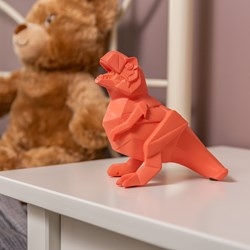 Mini Dinosaur Origami T-Rex Lamp