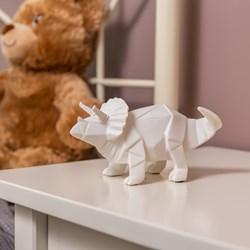 Mini Dinosaur Origami Triceratops Lamp