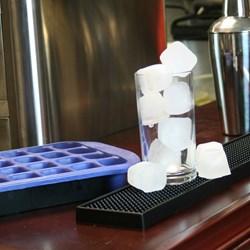 Silicone Jumbo Ice Tray