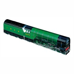 Flying Scotsman Tin With Toffees