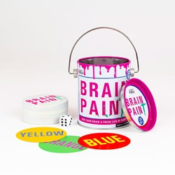 Brain Paint Game
