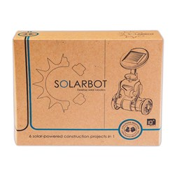 6 in 1 Solar Powered Construction Projects