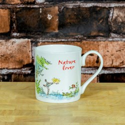 Nature Lover Quentin Blake Mug