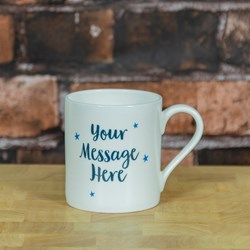 Personalised Mug with Stars