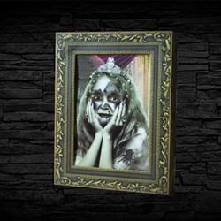 Halloween 3D Effect Photo Frame