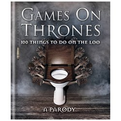 Game on Thrones Loo Book