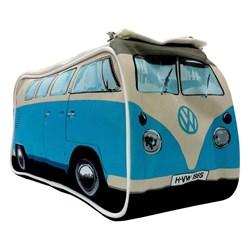 Blue VW Campervan Wash Bag