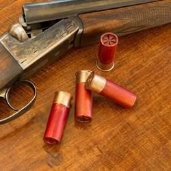 Chocolate Shotgun Cartridges   Set of four