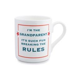 I'm the Grandparent Mug | Such fun breaking the Rules
