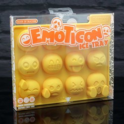 Emoji Ice Cube Tray | The Coolest Characters