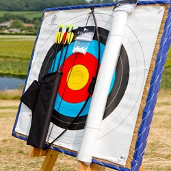 "Complete Archery Kit for Teenagers - 112cm (44"") Bow"