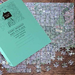 Aerial Photo 255 Piece Jigsaw