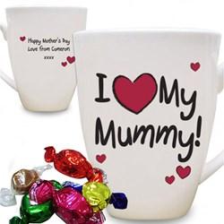 I Love My....Personalised Mug