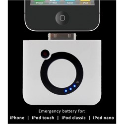 iPhone & iPod Emergency Charger