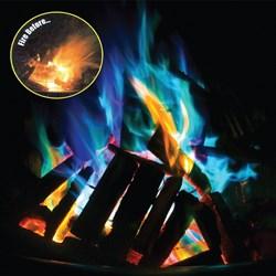 Magic Dust to create Coloured Flames - Mystical Fire | Set of Ten Sachets