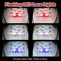 Flashing LED Lace Lights