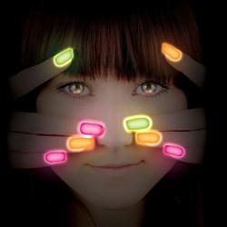 Glow in the Dark Nail Set