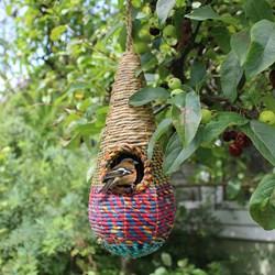 Artisan Wild Bird Nester