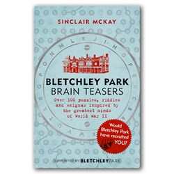 Bletchley Park Brain Teasers Book