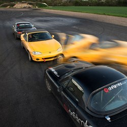 The Stunt Pro Driving Experience