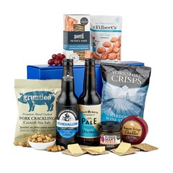 The Ale and Cheese Box Hamper