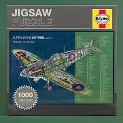 Haynes Spitfire Jigsaw | 1000 Pieces